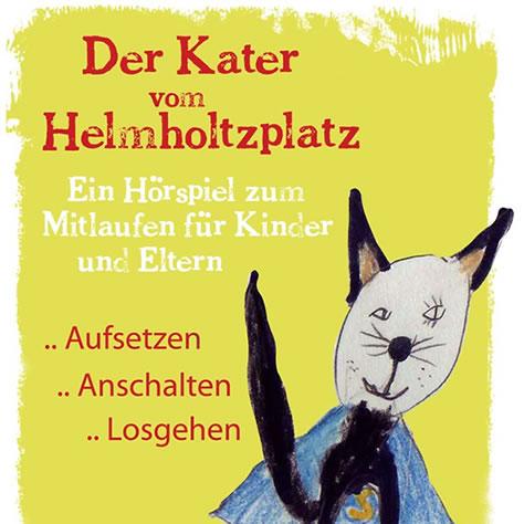 Audiowalk für Kinder in Berlin - Der Kater vom Helmholtzplatz